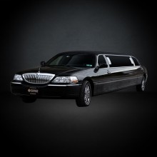 shamrock limousine stretch sedan